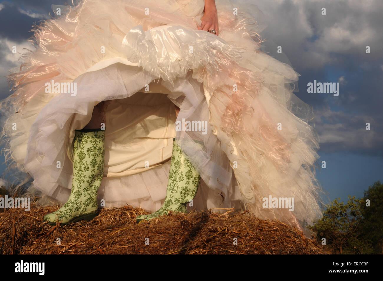 Grune Schuhe Stiefel Stockfotos Grune Schuhe Stiefel Bilder Alamy