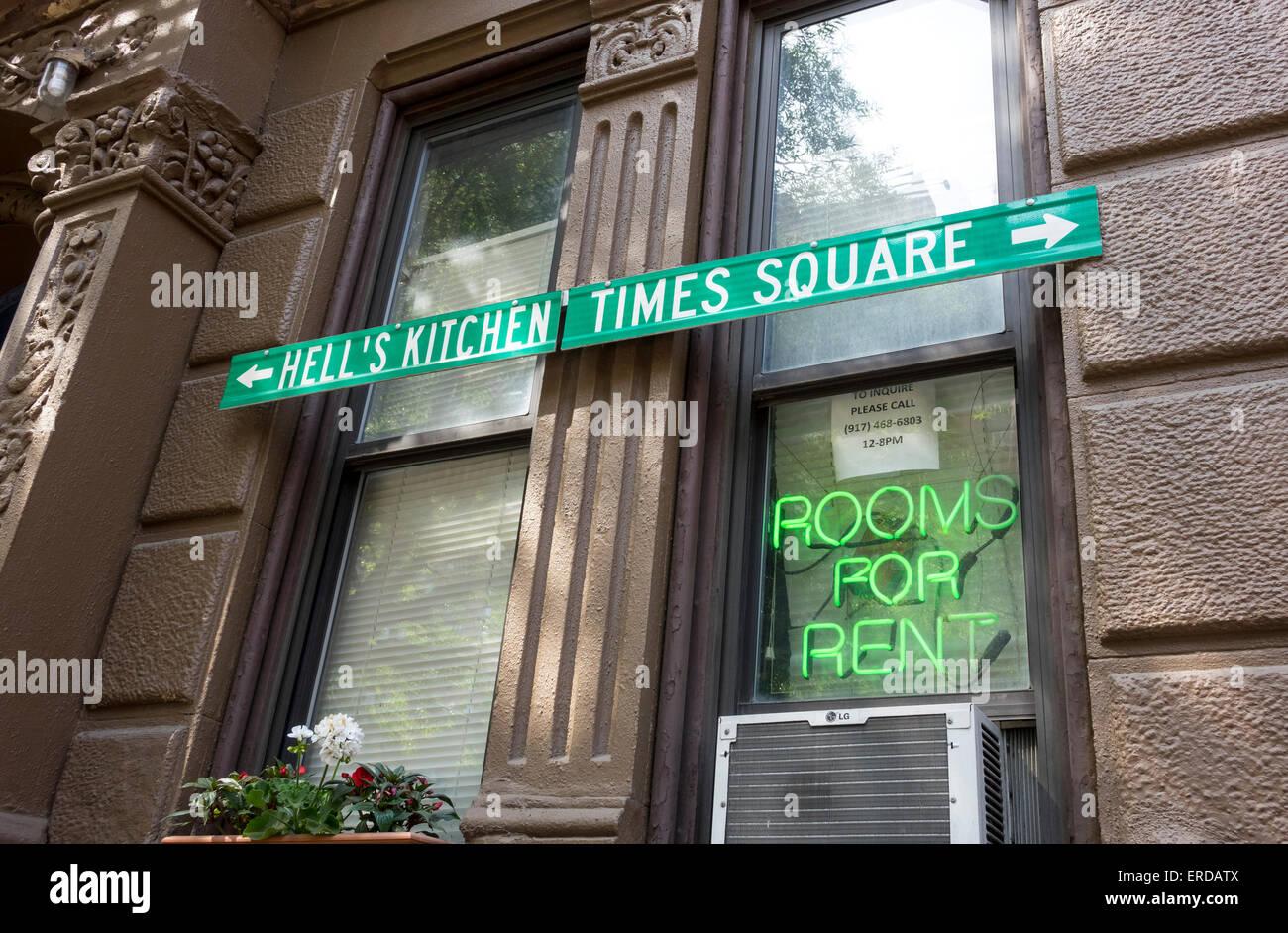 Hell\'s Kitchen Stockfotos & Hell\'s Kitchen Bilder - Alamy
