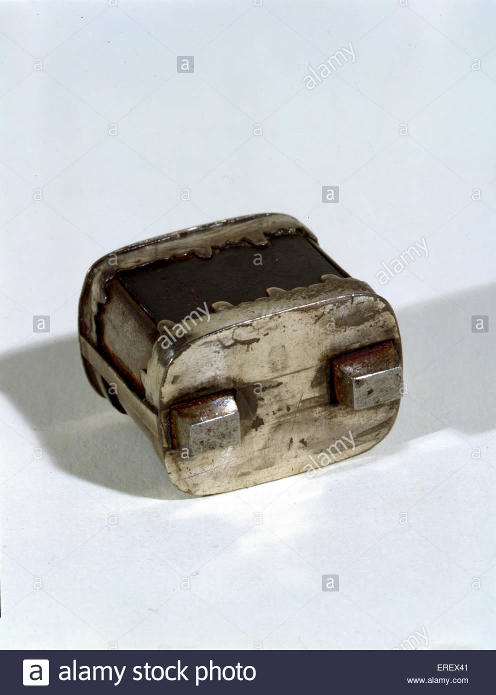 magnet iron stockfotos magnet iron bilder alamy. Black Bedroom Furniture Sets. Home Design Ideas