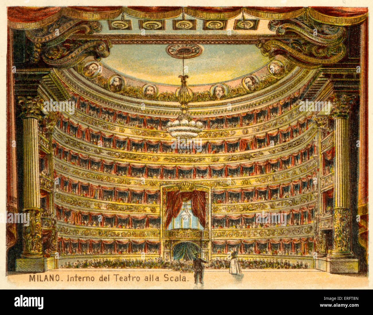 Auditorium Interior Stage Stockfotos & Auditorium Interior Stage ...