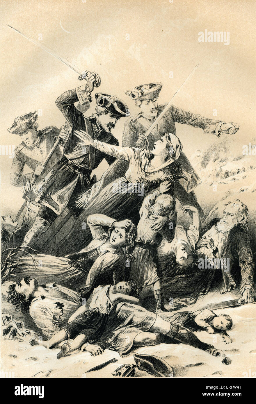 Massaker Von Glencoe