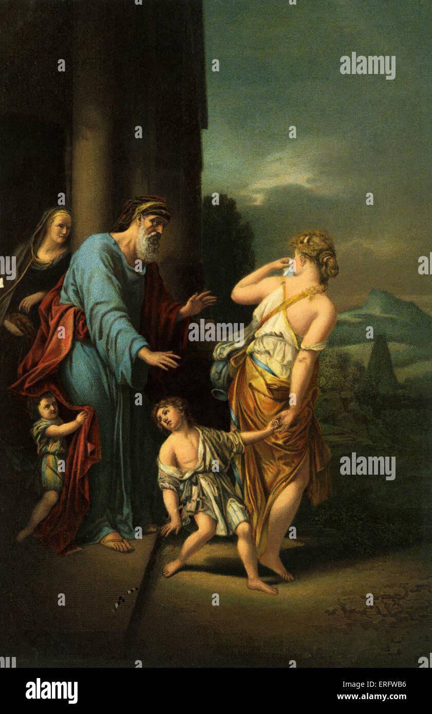 Abraham And Sarah Stockfotos & Abraham And Sarah Bilder ...