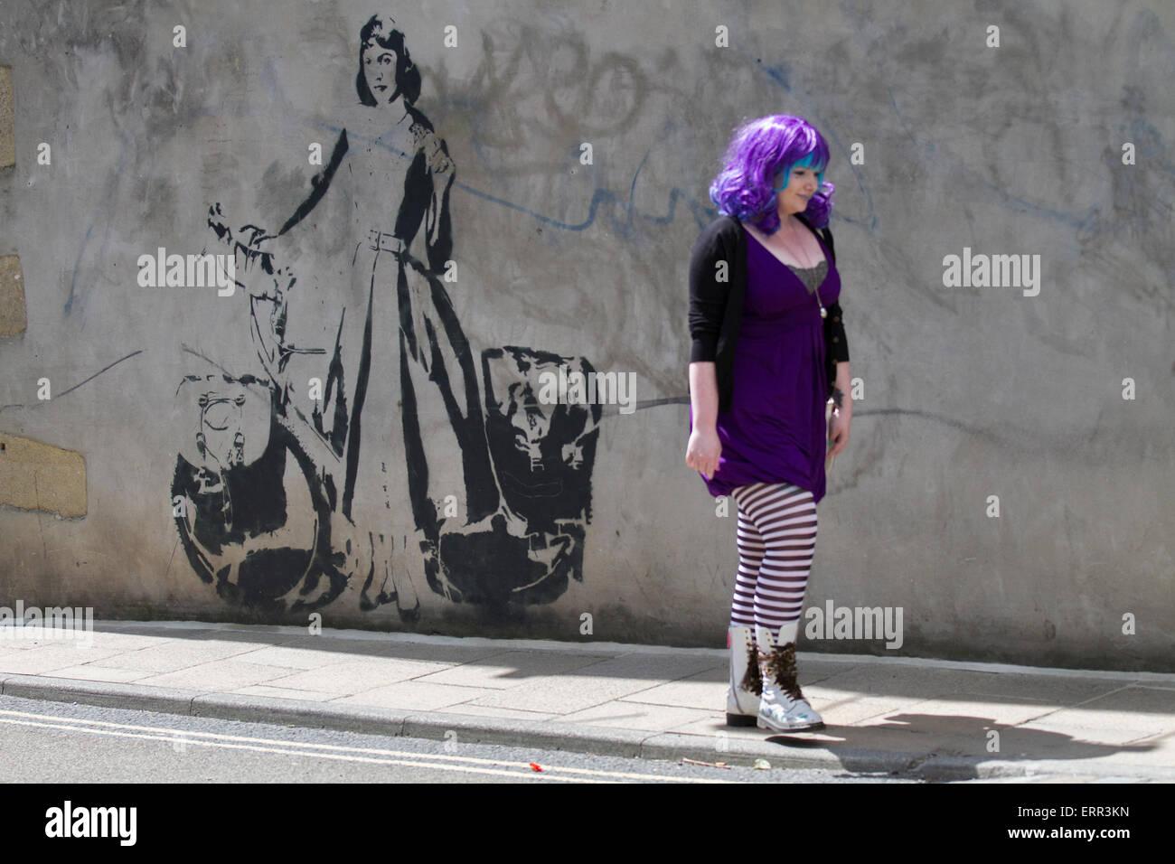 Sylvia walker stockfotos sylvia walker bilder alamy - Schablone wandmalerei ...
