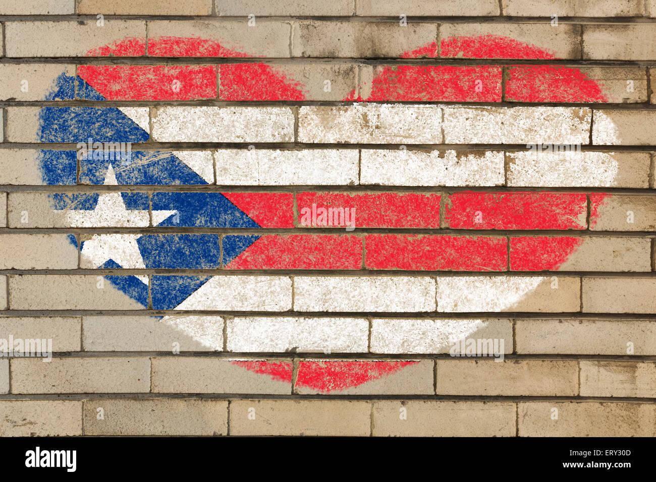 Groß Puerto Rico Flagge Färbung Seite Bilder ...