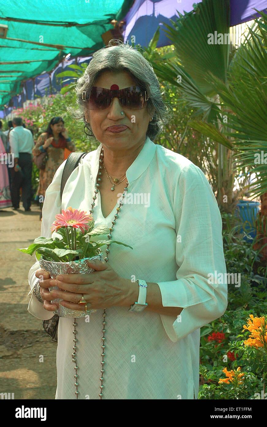 Sozialistischen Dolly Thakur; Indien nicht Herr Stockbild