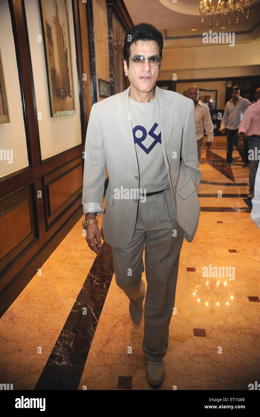 Schauspieler Jeetendra; Indien nicht Herr Stockbild