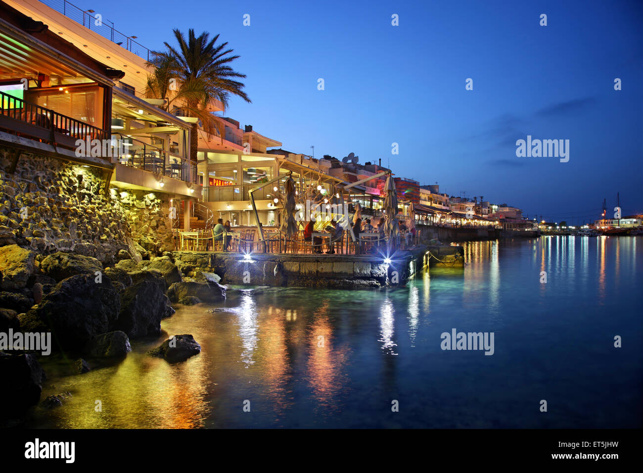 Best Restaurants In Hersonissos