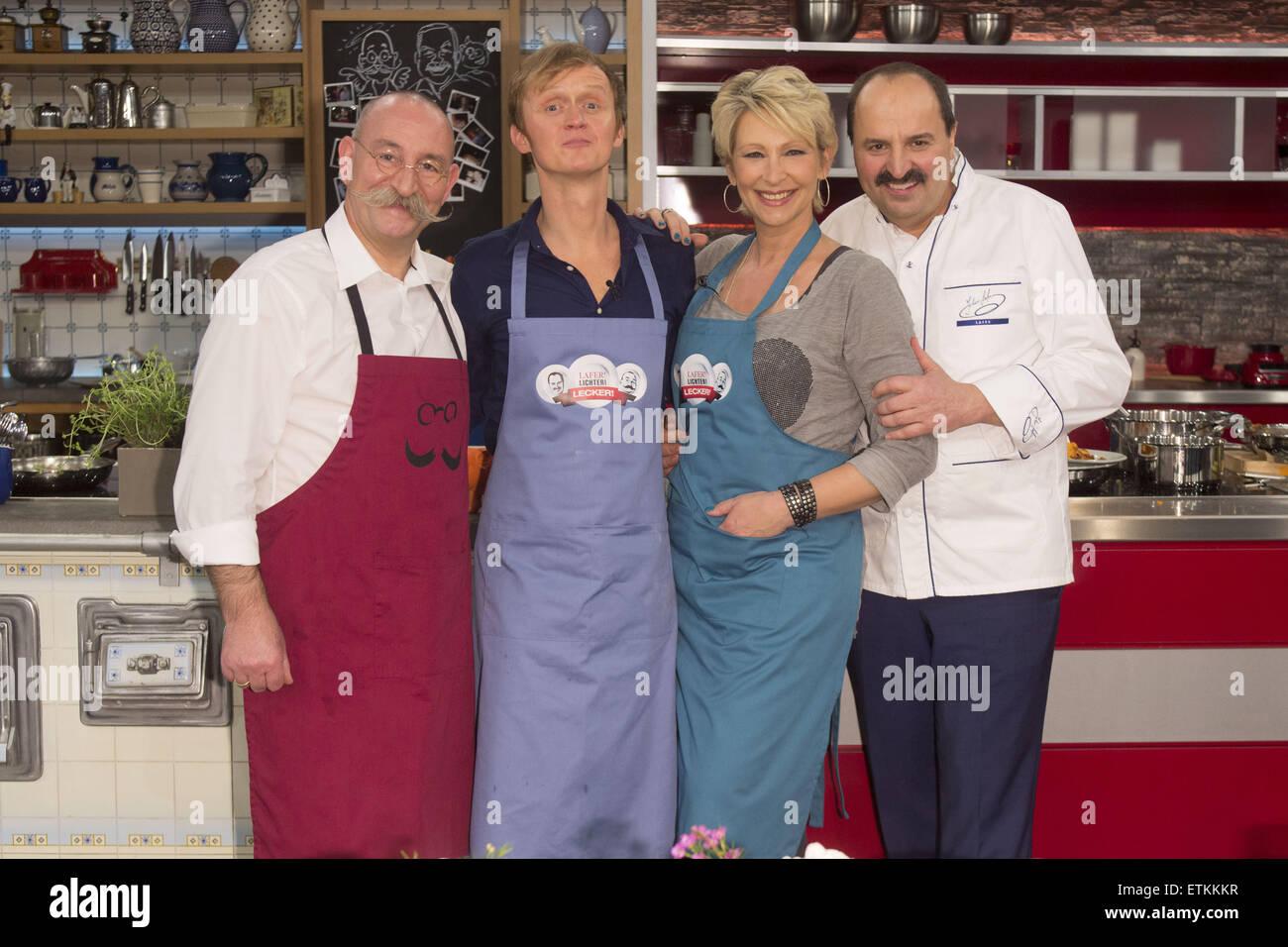 Kochshow zdf  ARD-ZDF-Kochshow Lafer! Lichter! Lecker! schätzungsweise ...