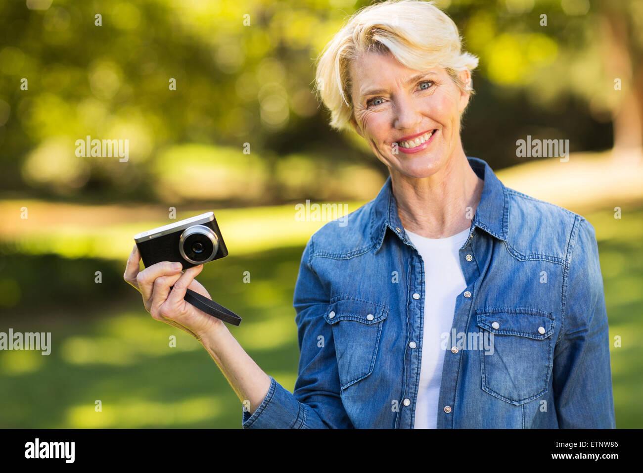 Hübsche Damen reifen Amateur älter