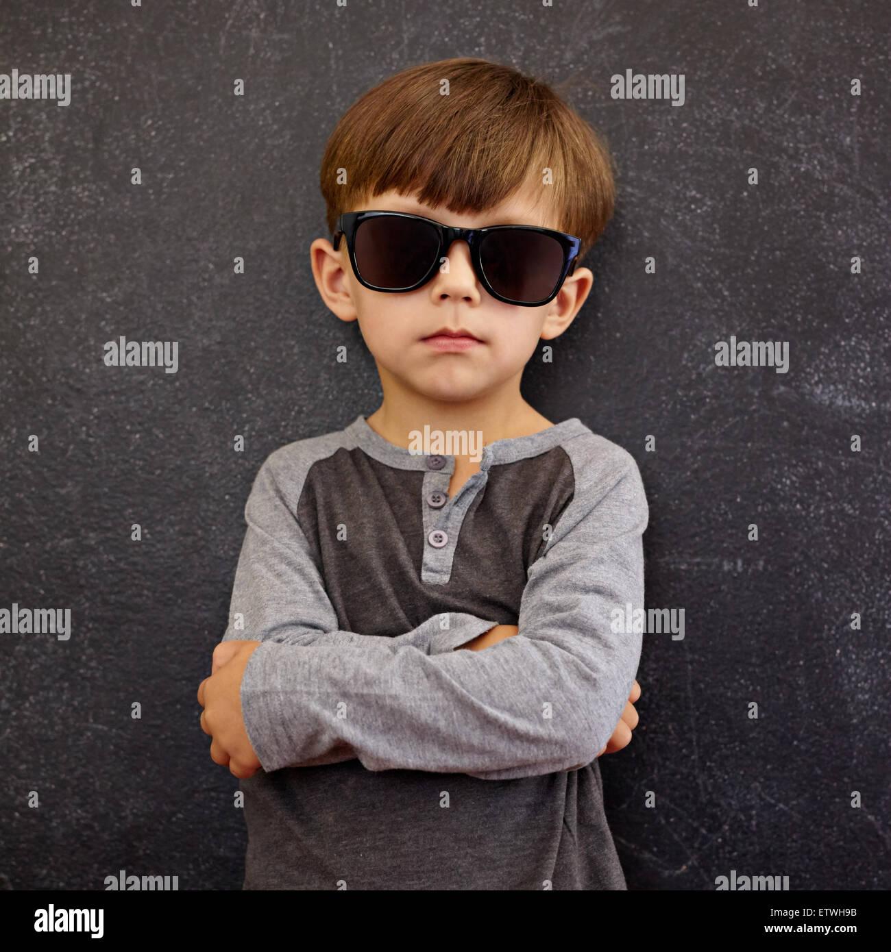 Cooles Bild posiert für Jungs