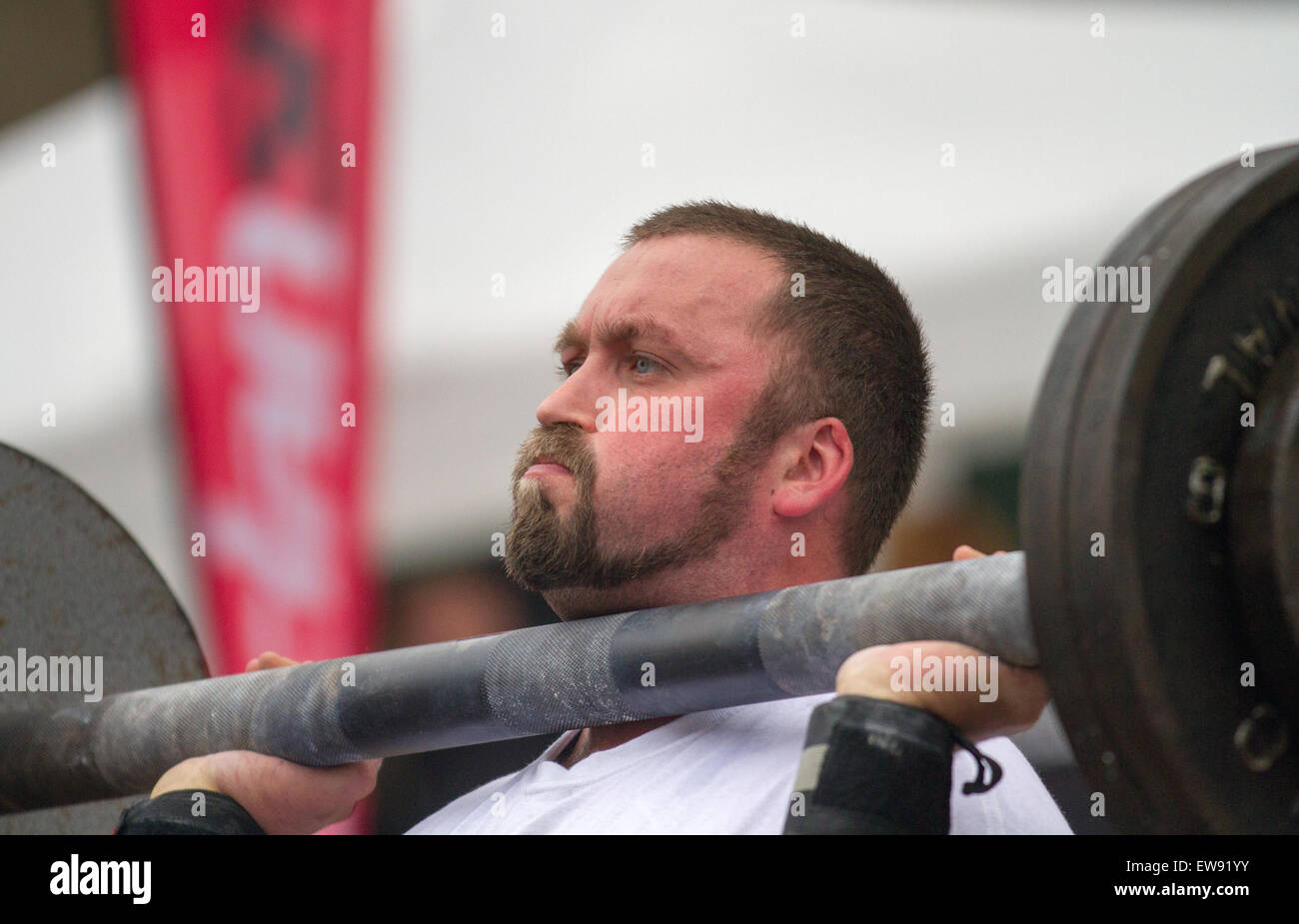 Strongman Truck Stockfotos & Strongman Truck Bilder - Alamy