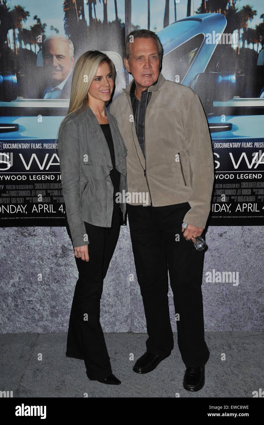 Wife Of Lee Majors Stockfotos Wife Of Lee Majors Bilder Alamy