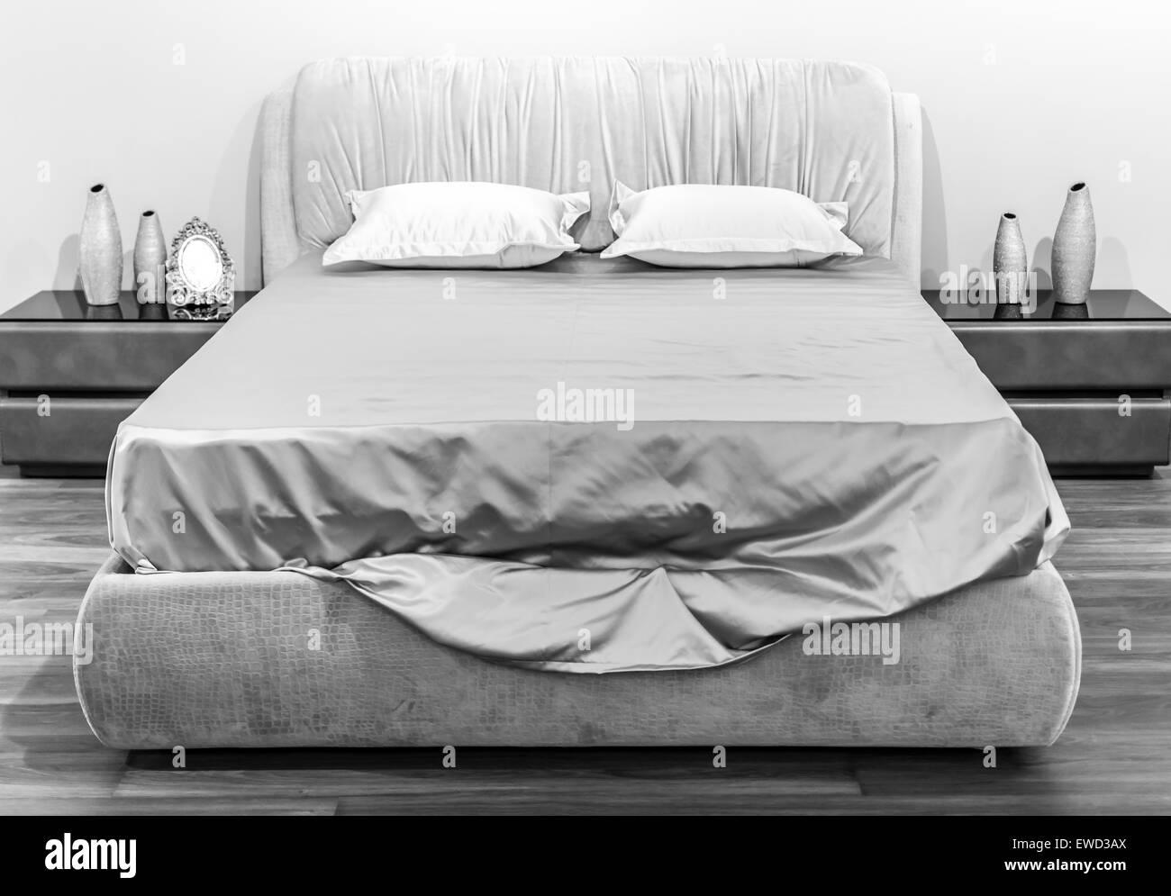 Russland Russische abstrakten Hintergrund Bett Betten Schlafzimmer ...