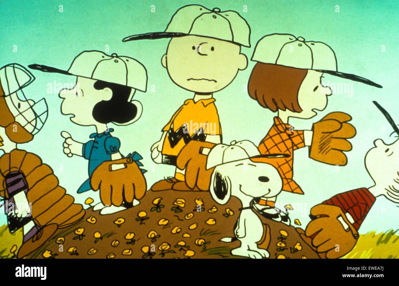 Charlie Brown Stockbild