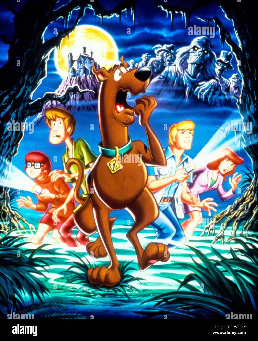 Scooby Doo Stockbild