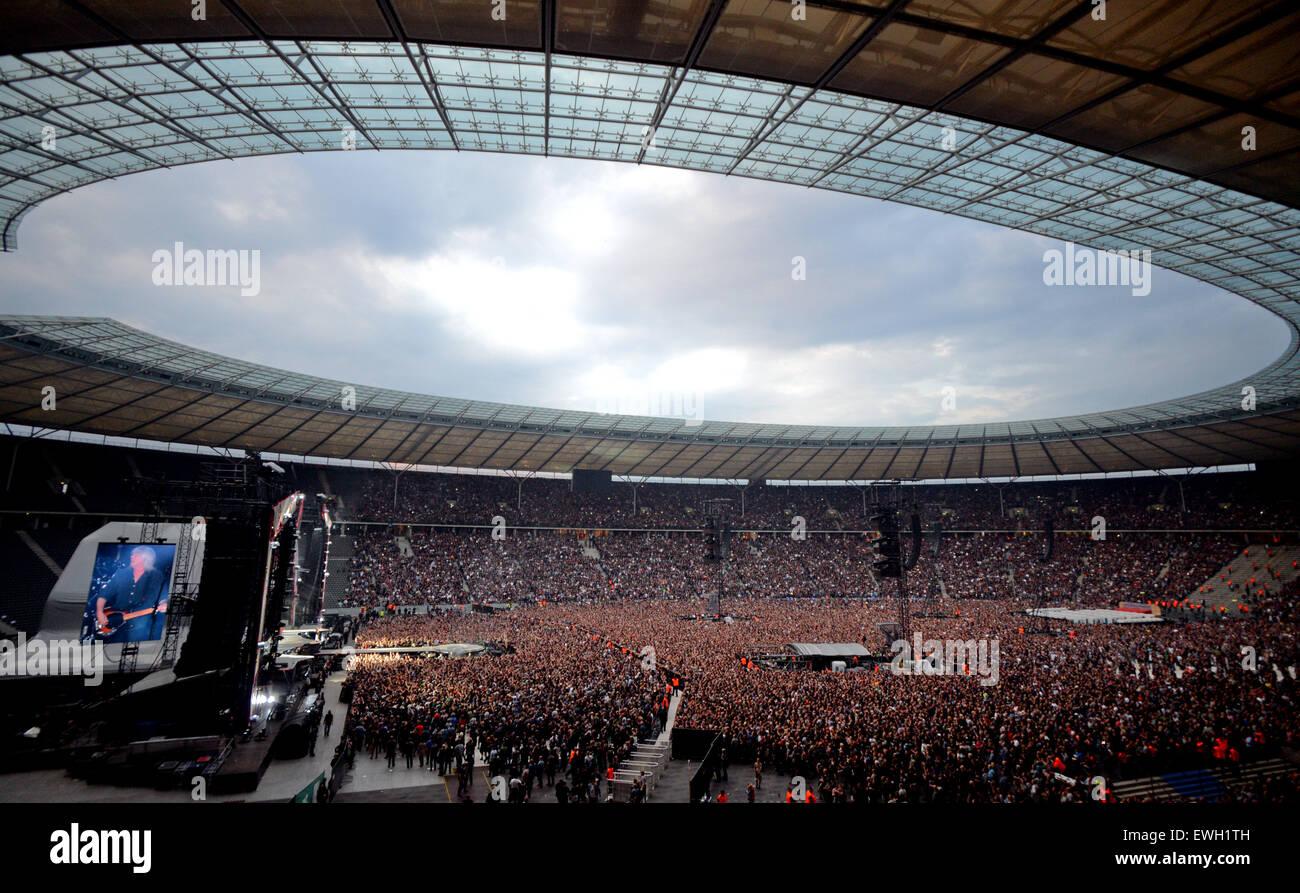 Berlin Deutschland 25 Juni 2015 Australische Rockband Acdc