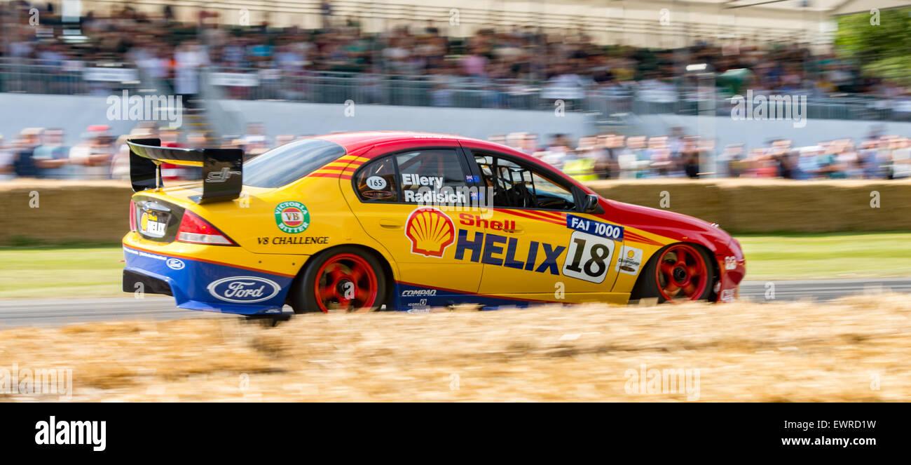 Goodwood Festival of Speed Stockbild