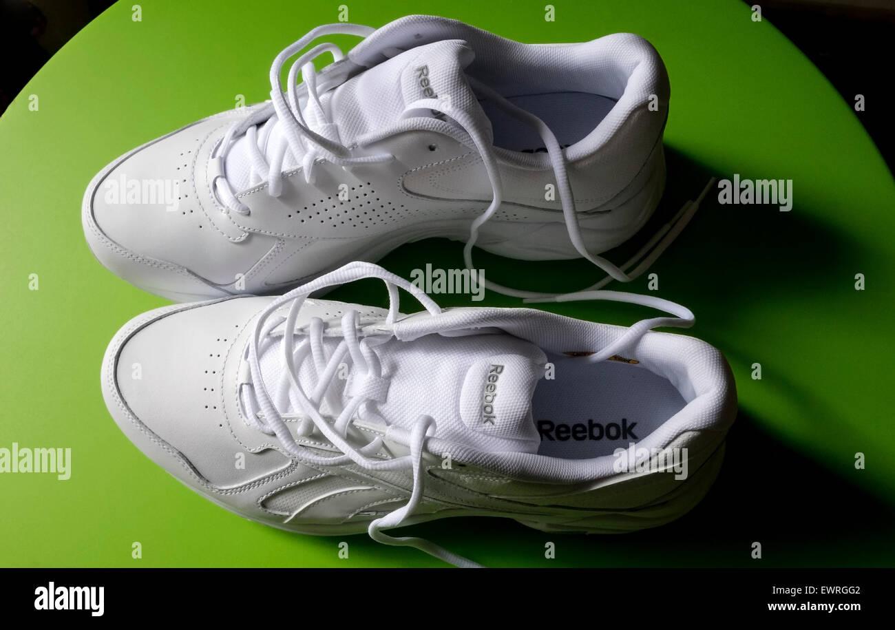 Reebok Schuhe Stockfotos & Reebok Schuhe Bilder Alamy