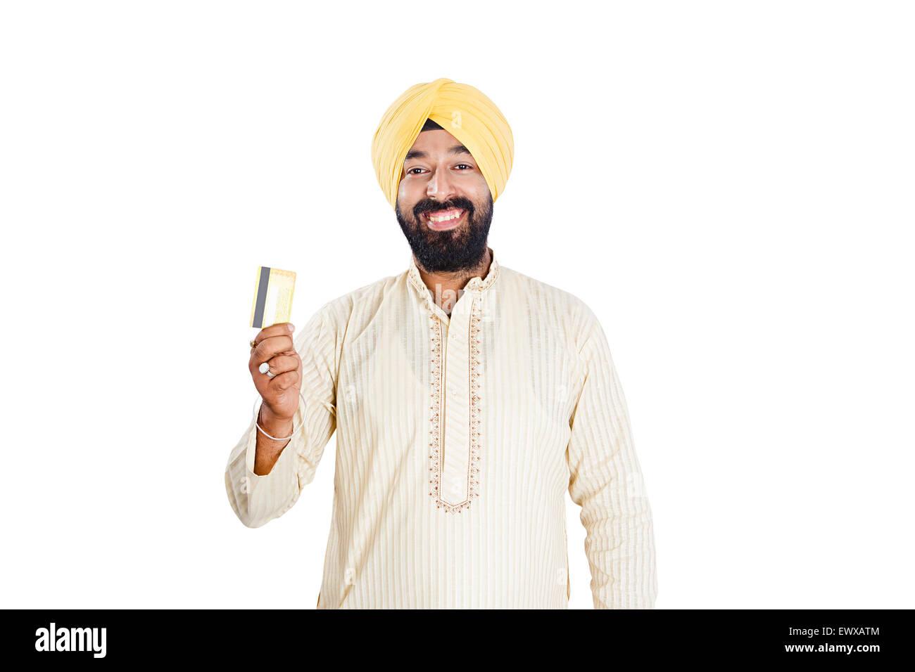 einen Punjabi-Mann treffen