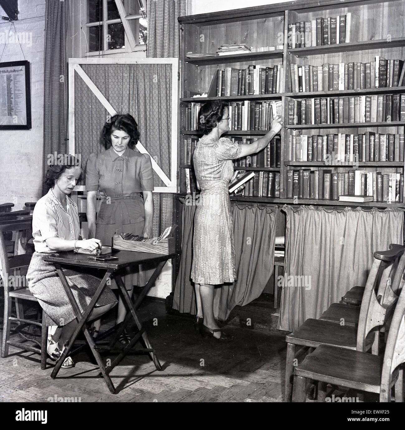 Hilfe in der Bibliothek