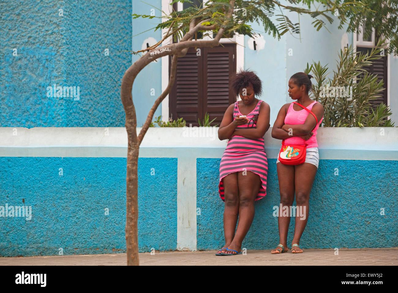 Kap Verde Frauen