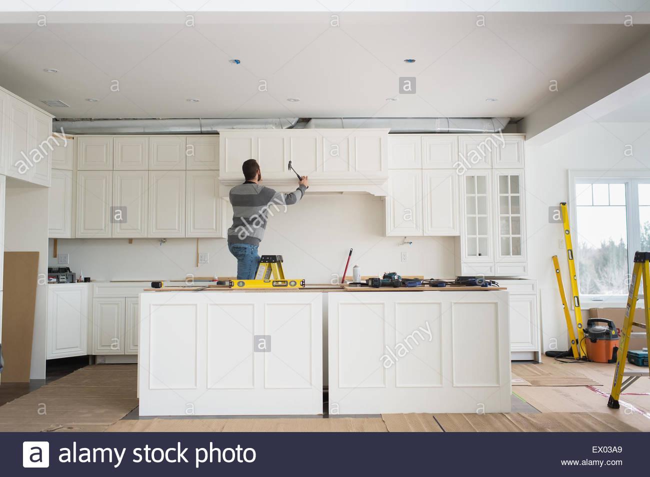 Fantastisch Küchenschrank Installation Zeitgenössisch ...