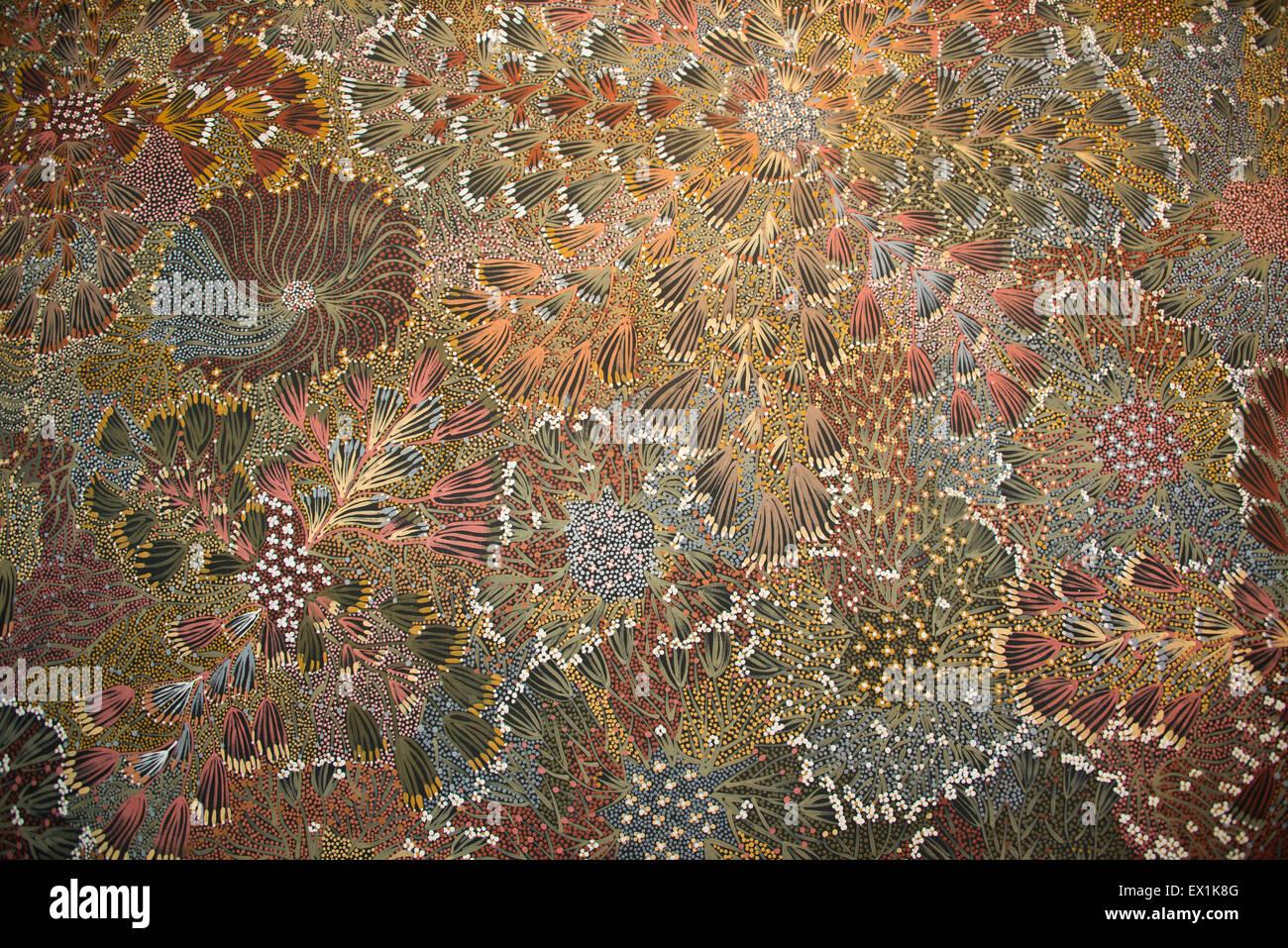 Kunst Aborigine