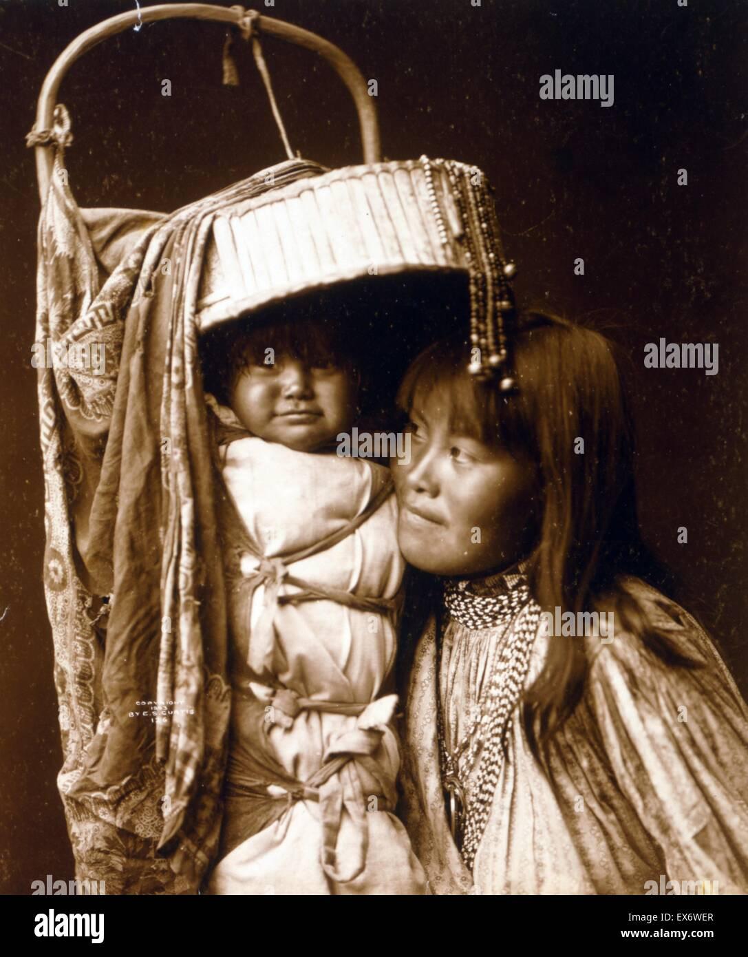 Datieren der amerikanischen Indianer