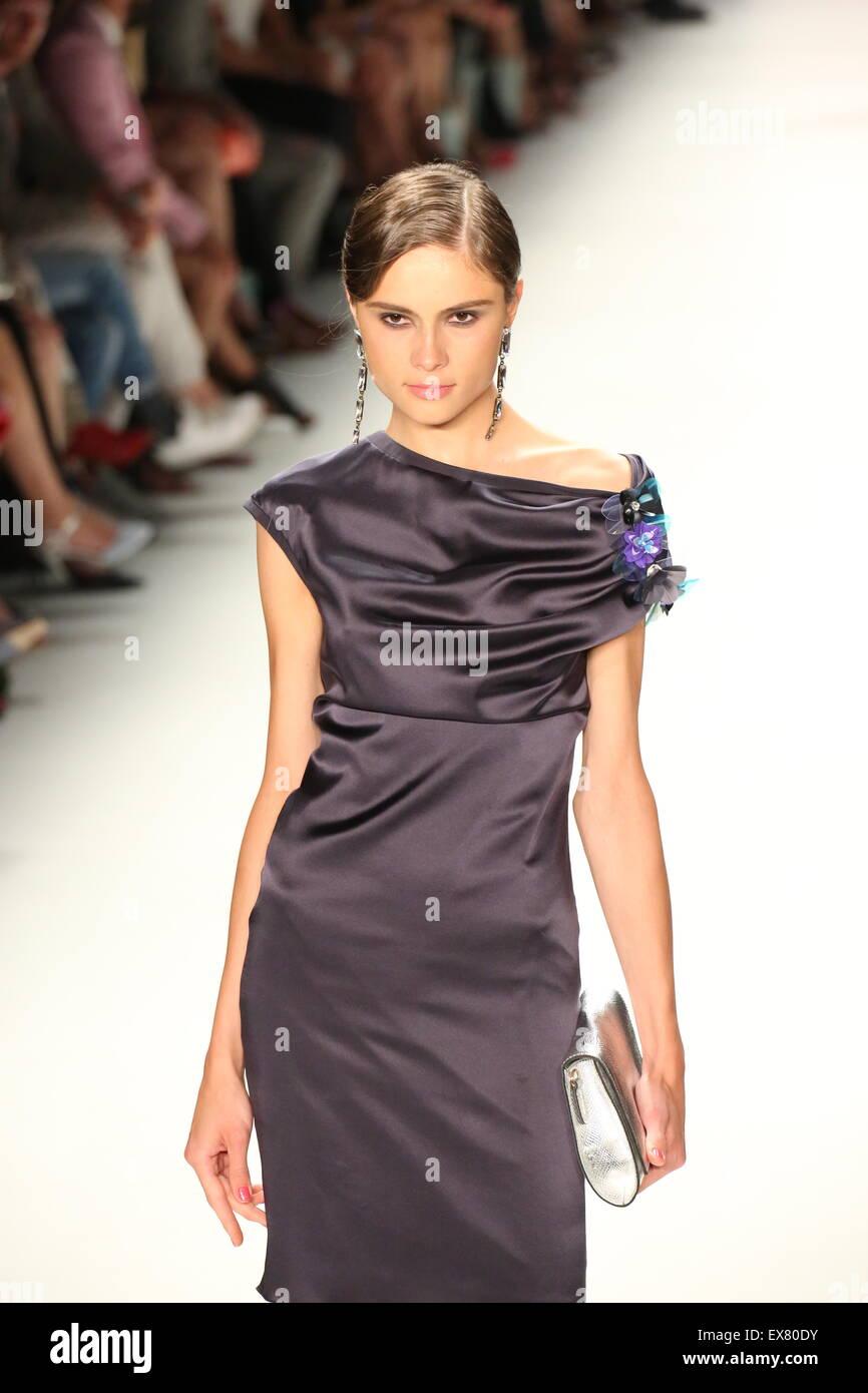 Berlin Deutschland 8 Juli 2015 Modedesigner Guido Maria