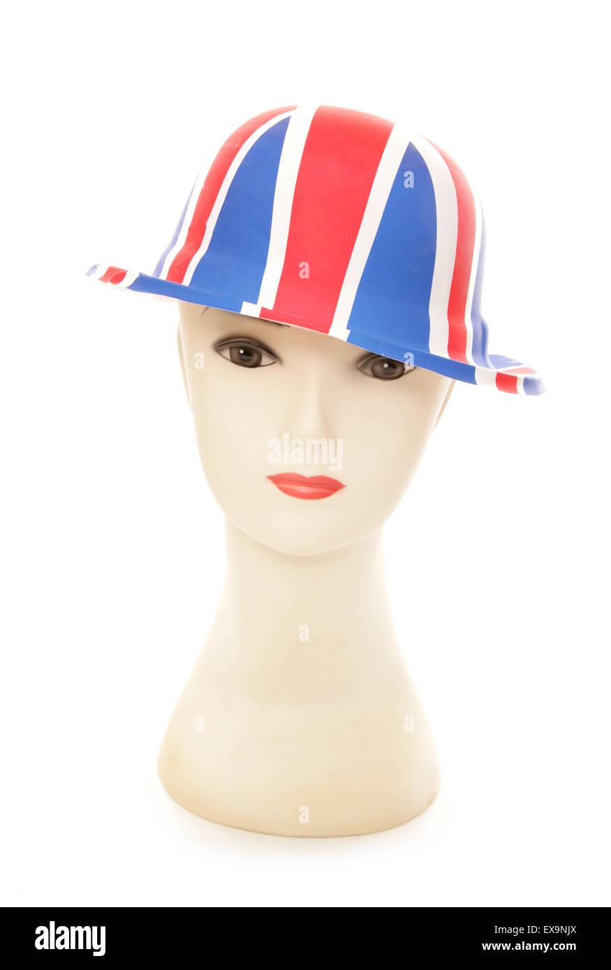 Bowler Hat Cut Out Stockfotos & Bowler Hat Cut Out Bilder - Alamy