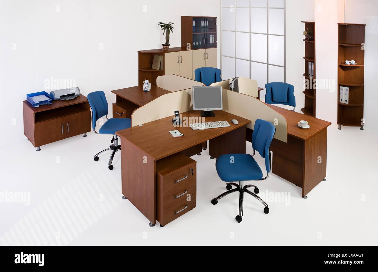 Architektur; Brett; Braun; Geschäft; Stuhl; reinigen; kommerzielle ...