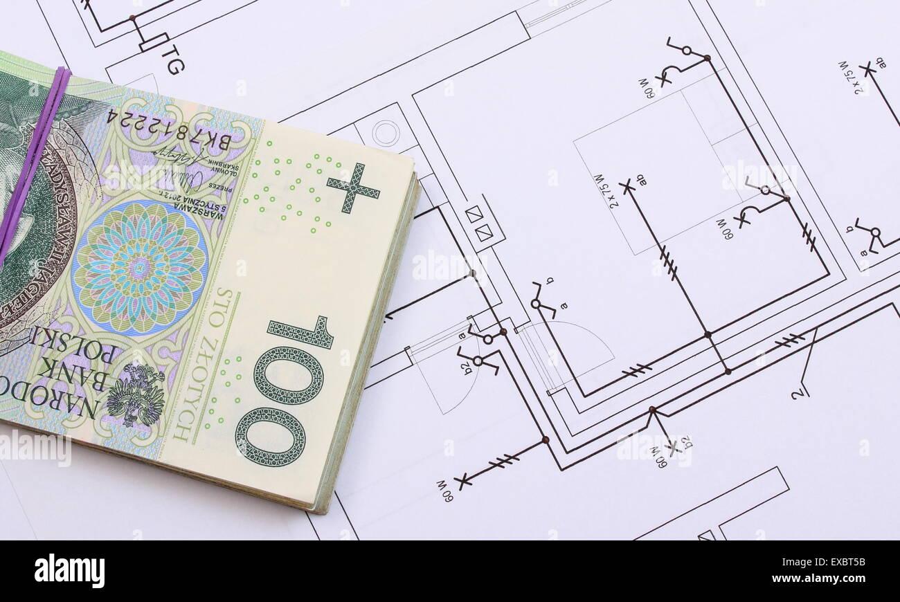 Niedlich Verdrahtung Ihres Hauses Galerie   Elektrische Schaltplan .