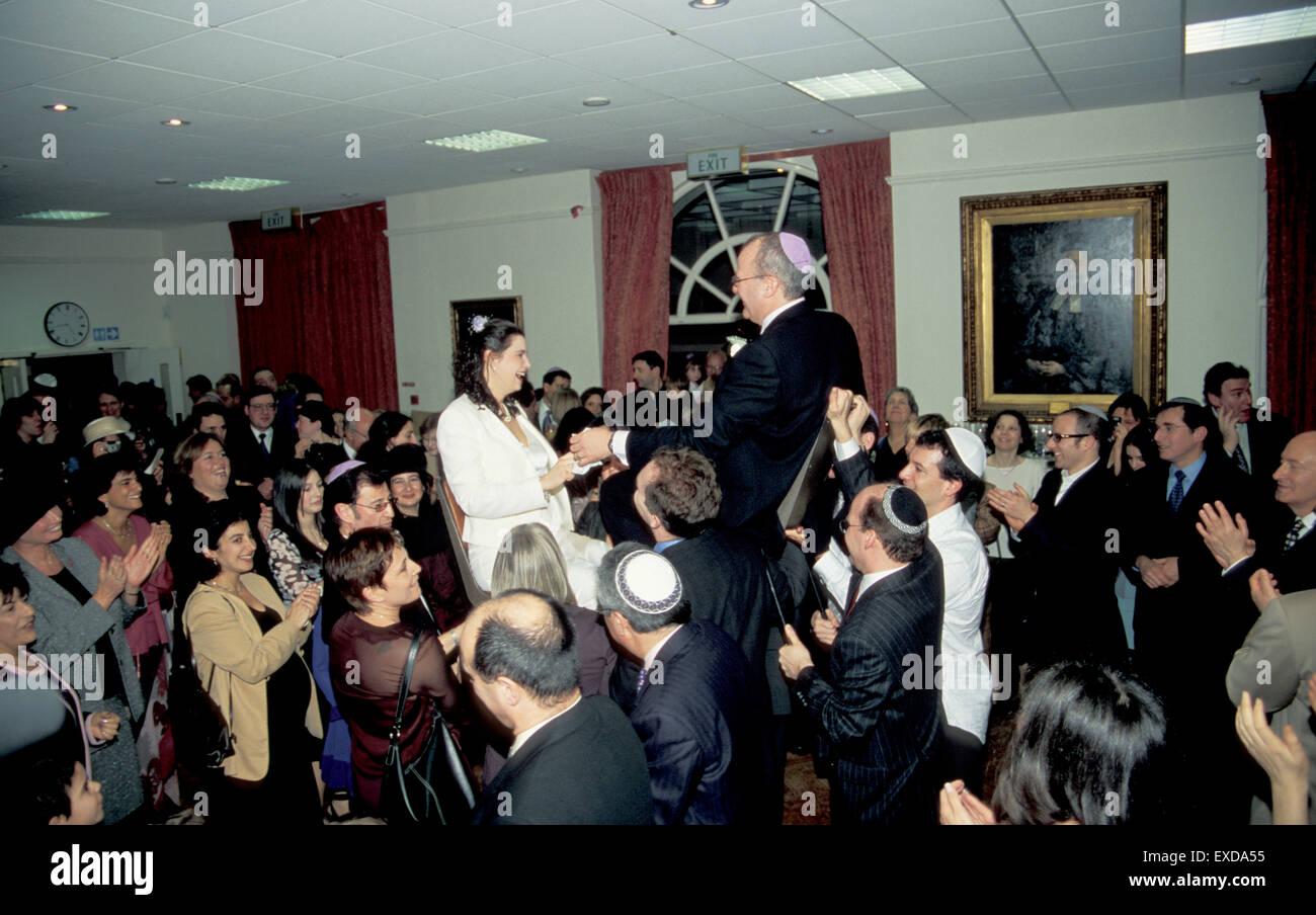 Judische Hochzeit London Stockfoto Bild 85115889 Alamy