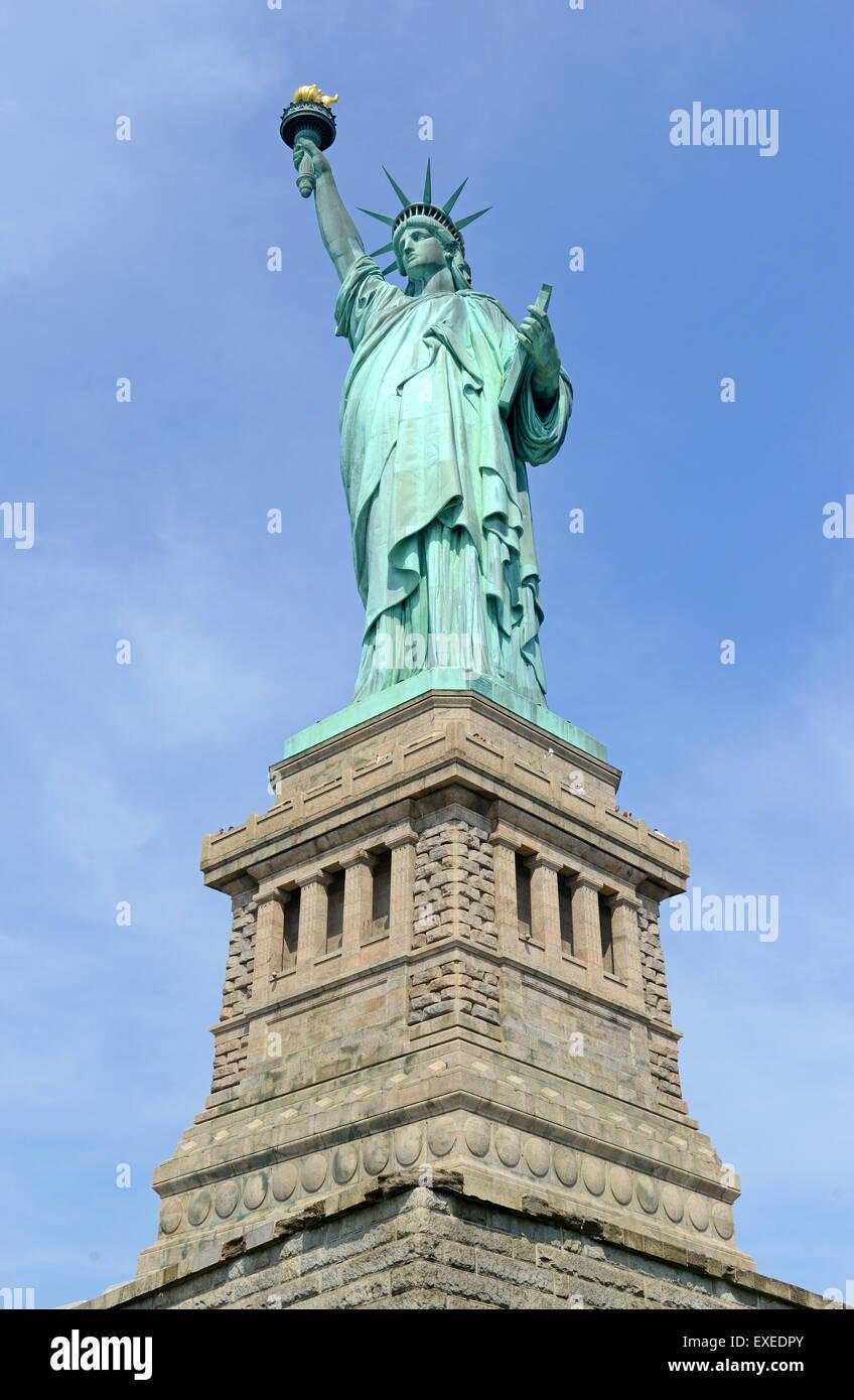 Fantastisch Freiheitsstatue Färbung Seite Bilder - Framing ...