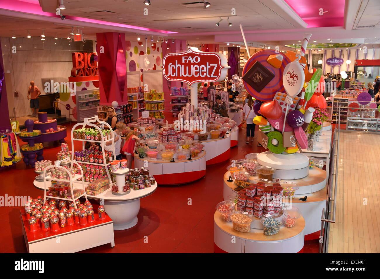 Duncans Spielzeugladen New York