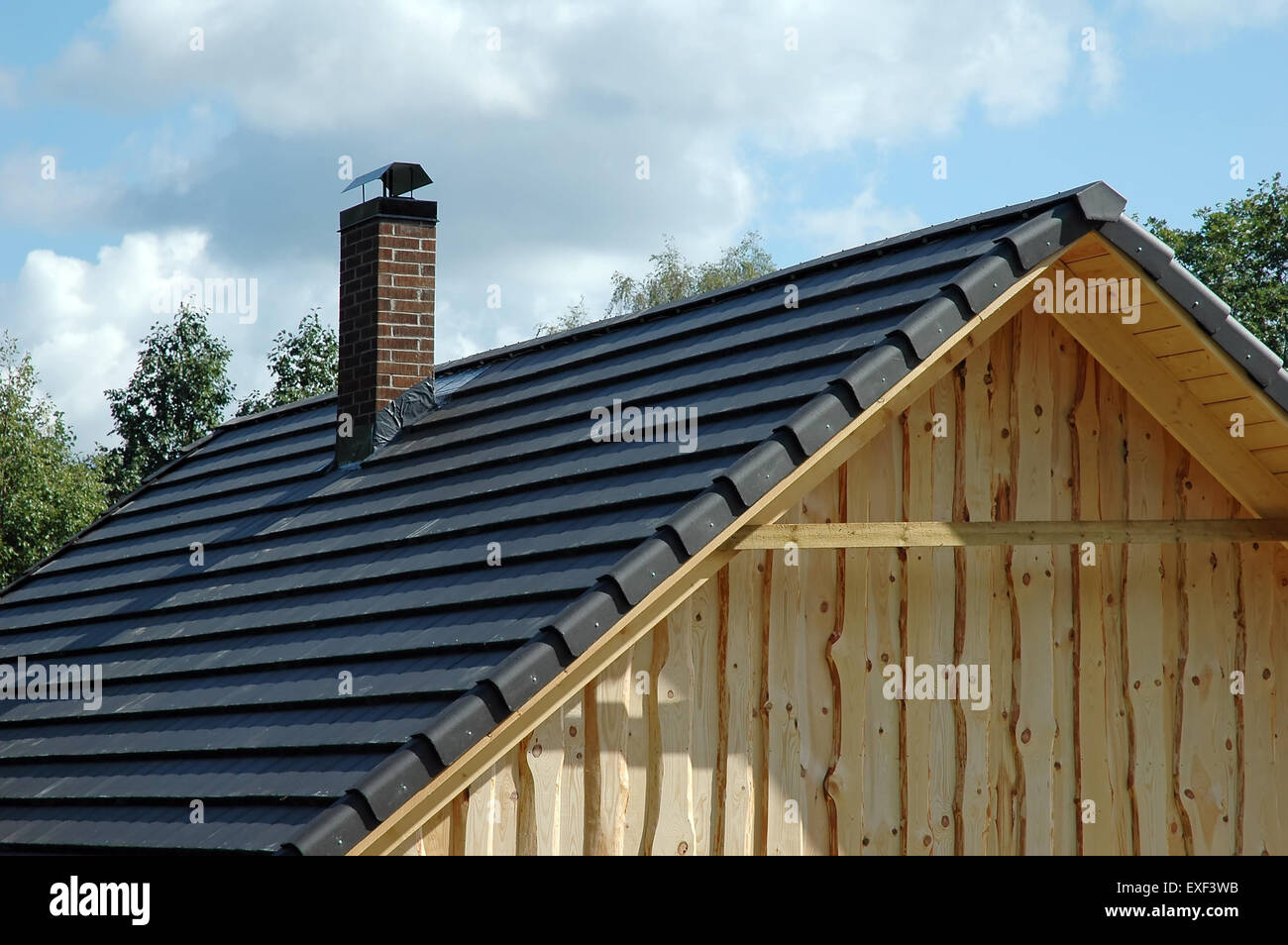 roofing stockfotos roofing bilder alamy. Black Bedroom Furniture Sets. Home Design Ideas