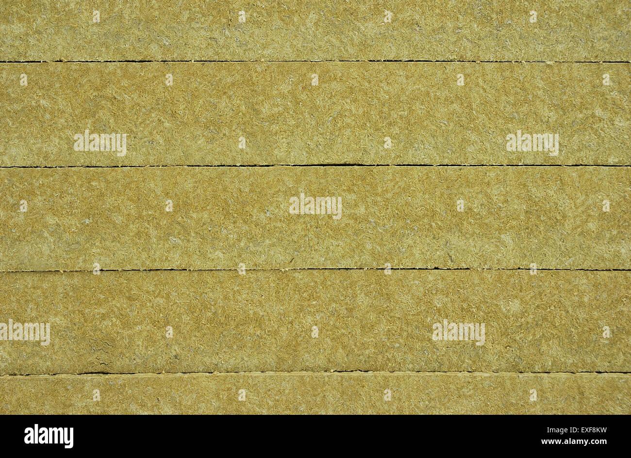 Warmedammung Material Steinwolle Textur Stockfoto Bild 85158637