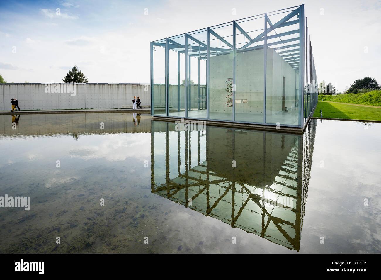 Architekt Neuss museum für kunst und langen foundation architekt tadao ando in der