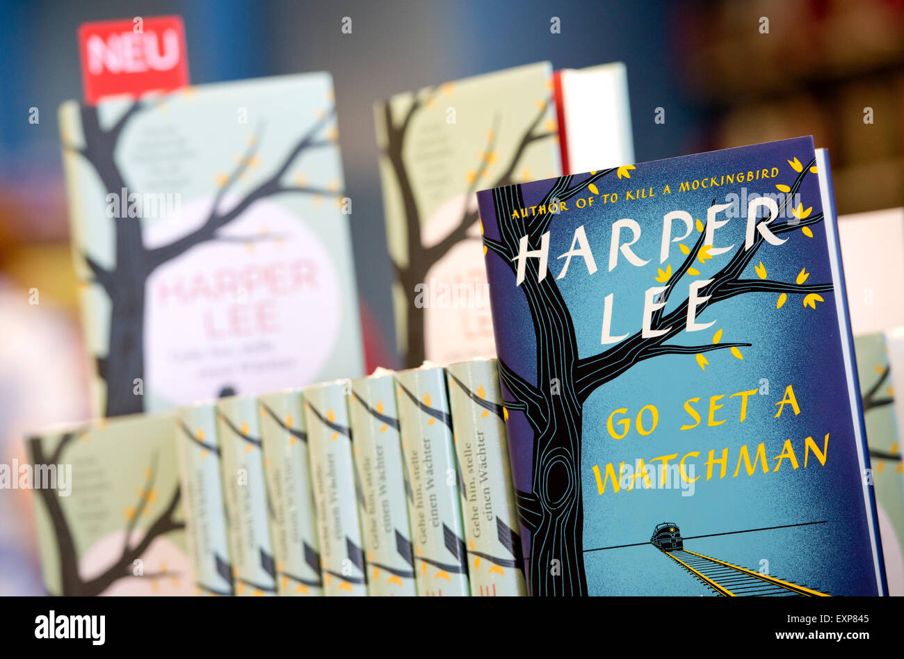 Watchman Book Stockfotos & Watchman Book Bilder - Alamy