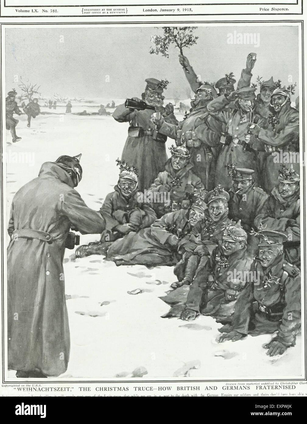 Deutsche Soldaten Zu Weihnachten Stockfotos & Deutsche Soldaten Zu ...
