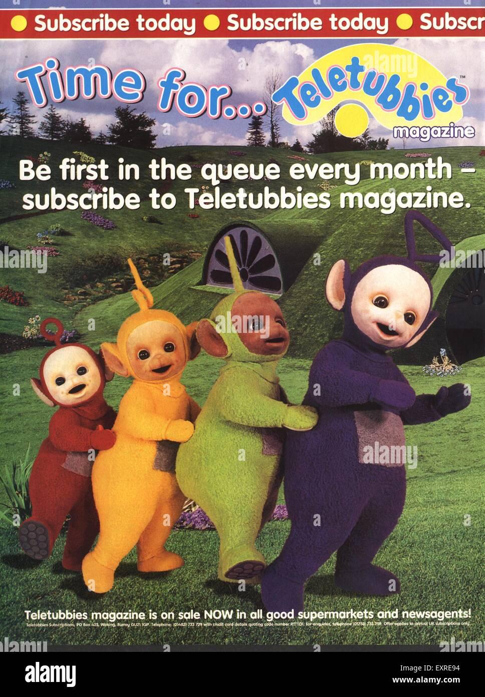Teletubbies Stockfotos & Teletubbies Bilder - Alamy