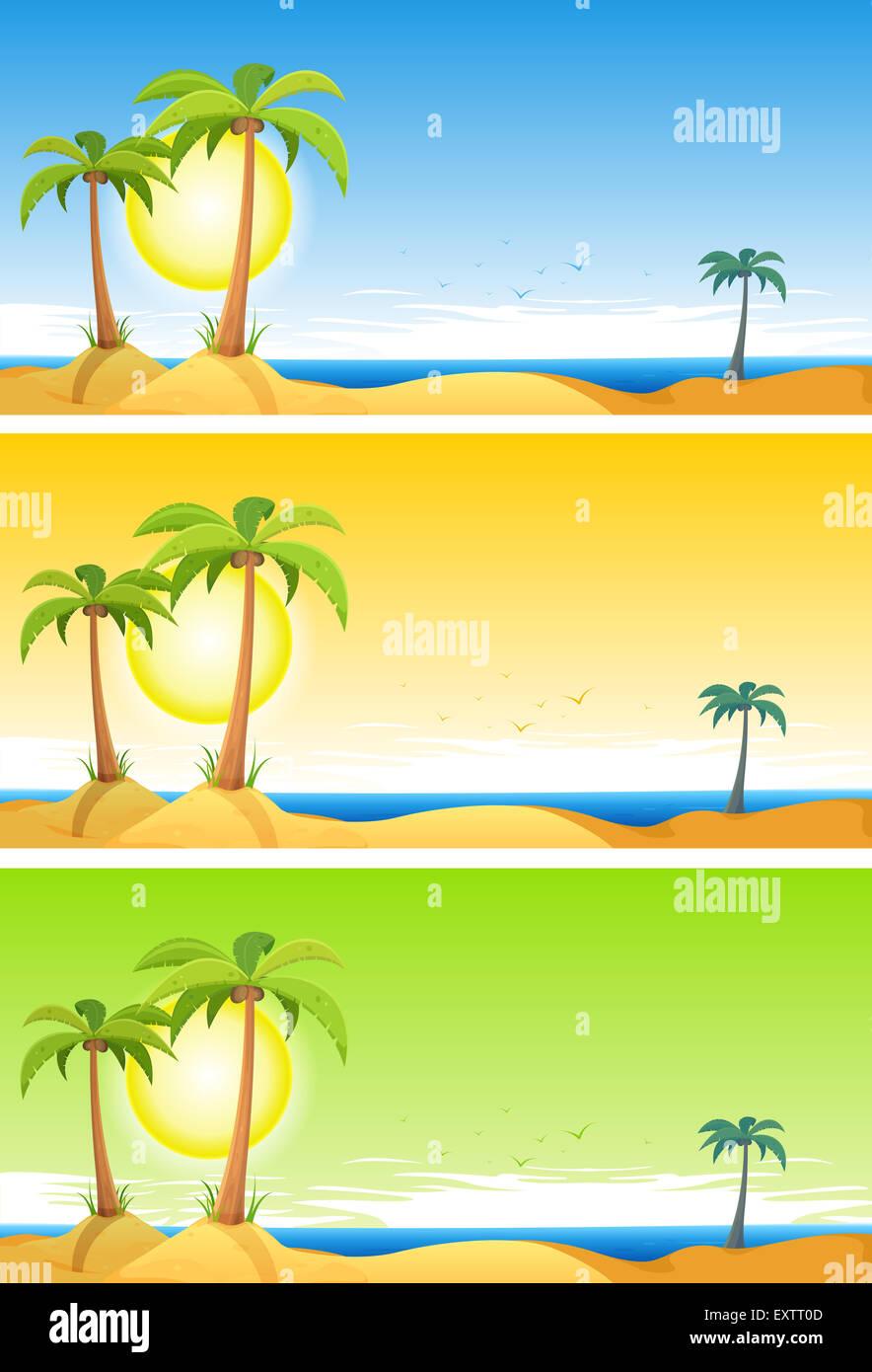 Schön Tropischen Strand Malvorlagen Fotos - Malvorlagen Ideen ...