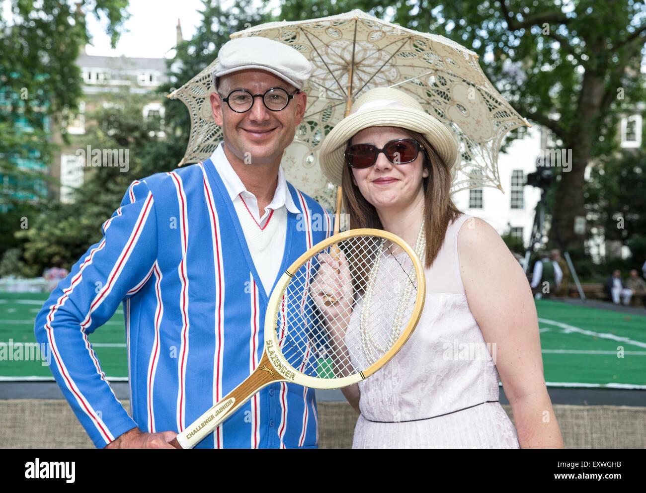 Tennis-Klatsch datieren