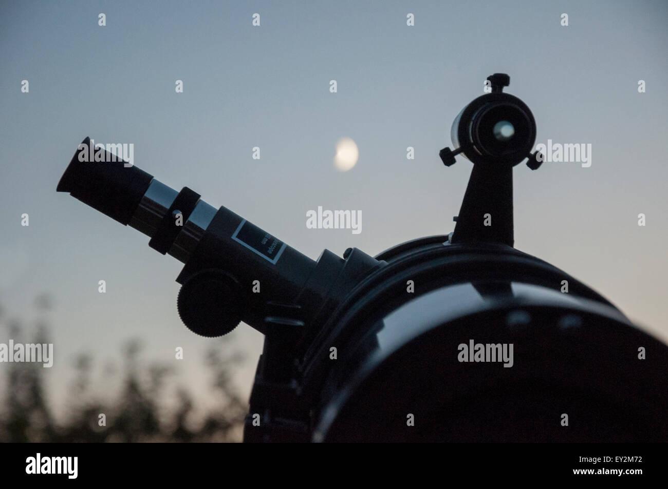 Teleskop ve astronomi terimleri nelerdir teleskoplar