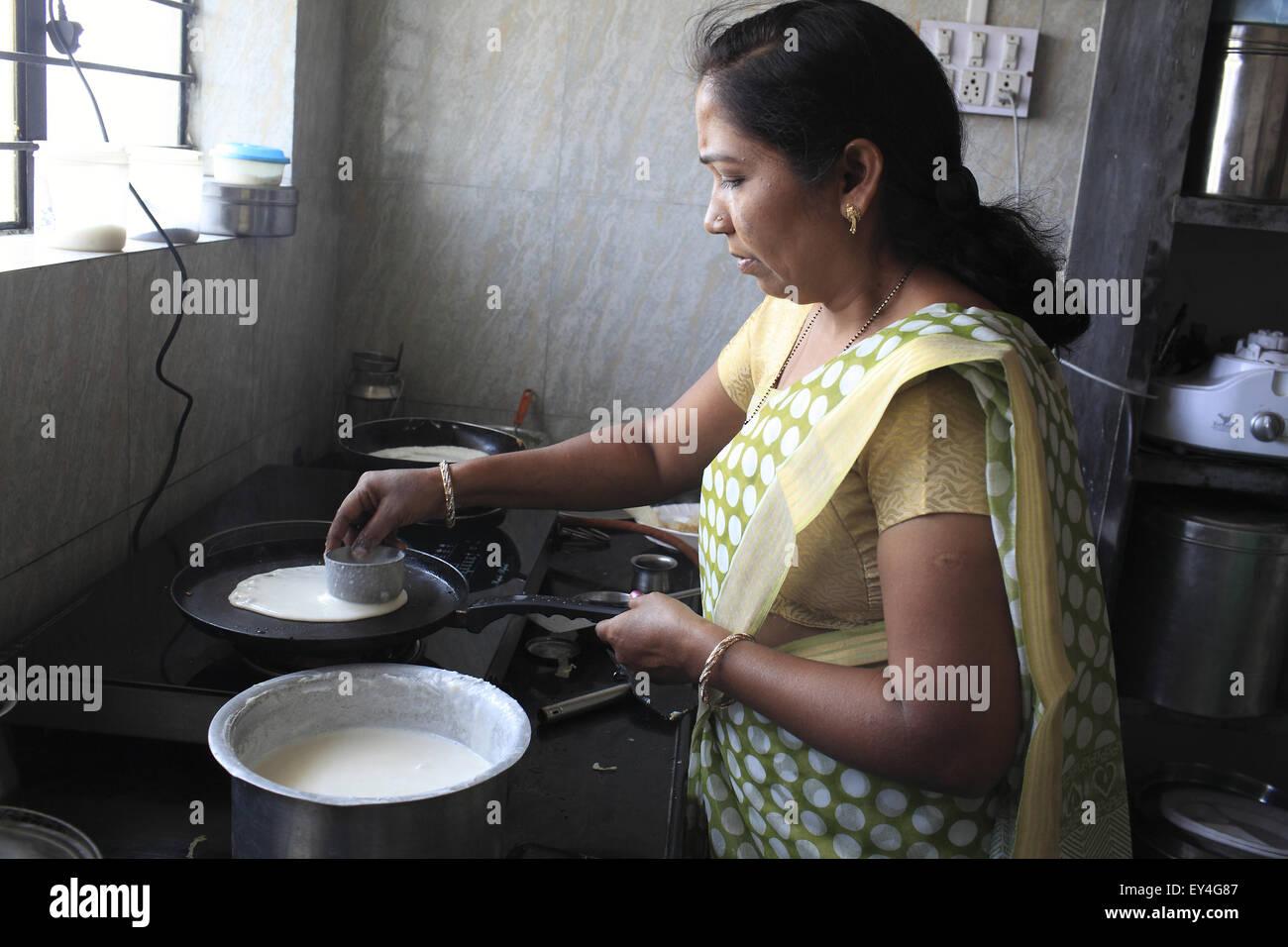 Solapur, Indien. 20. Februar 2014. 20. Februar 2014, Solapur, Indien ...