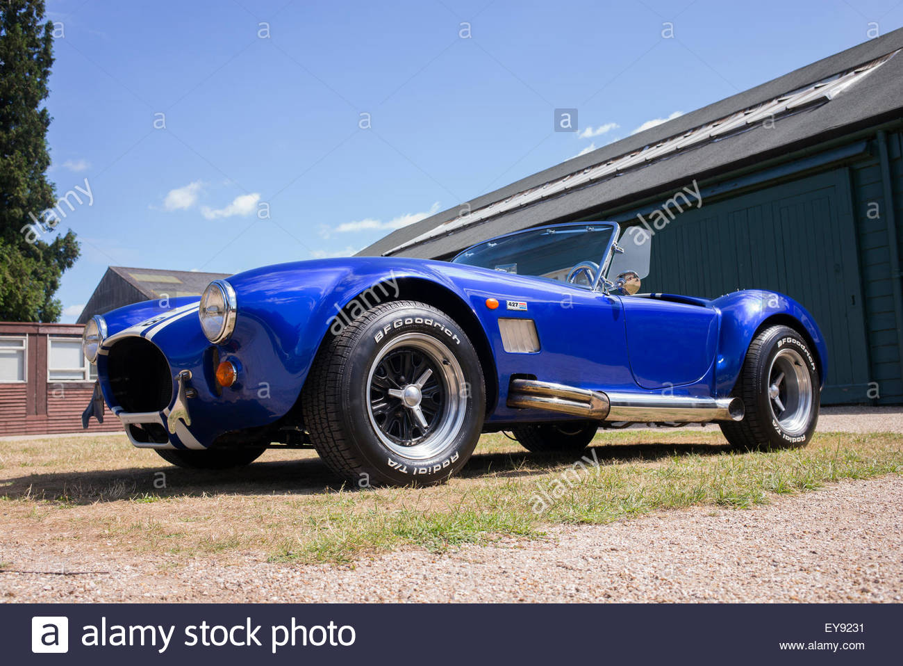 ac cobra amerikanische oldtimer in brooklands england. Black Bedroom Furniture Sets. Home Design Ideas