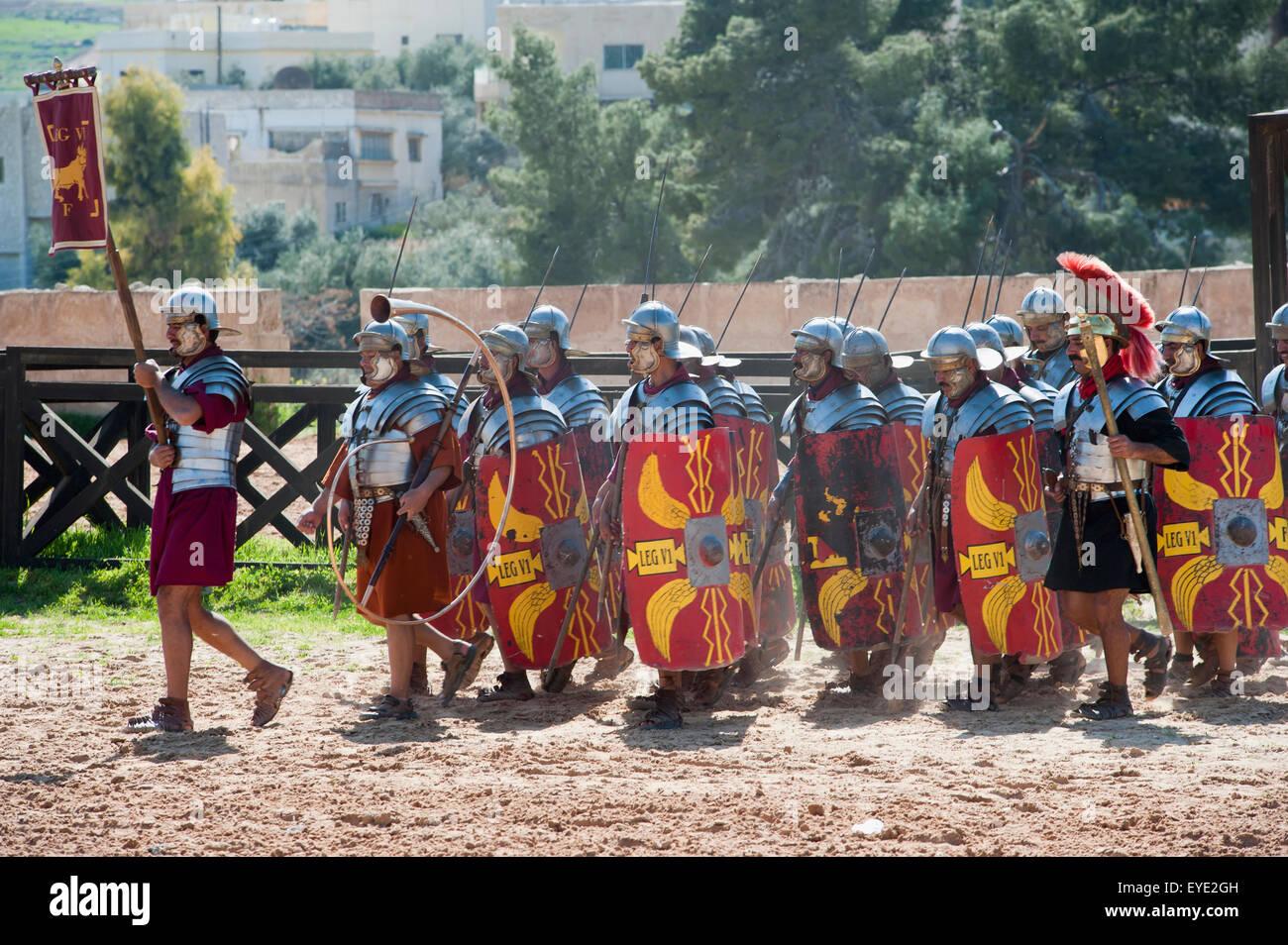 Antike, Armee, Soldat, Hauptstädte Stockbild