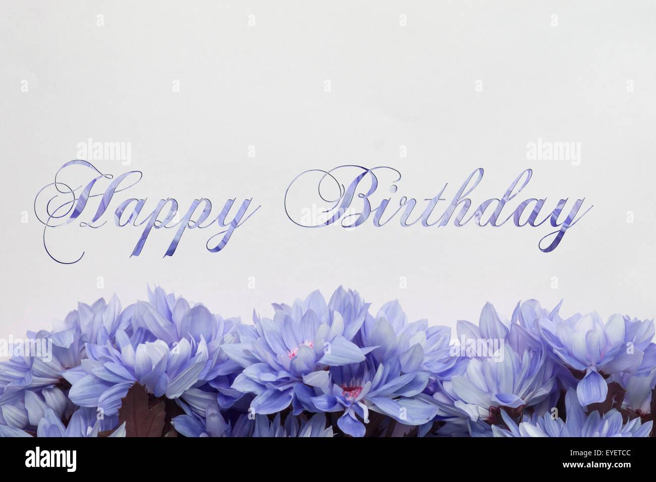 Alles Gute Zum Geburtstag Grusskarte