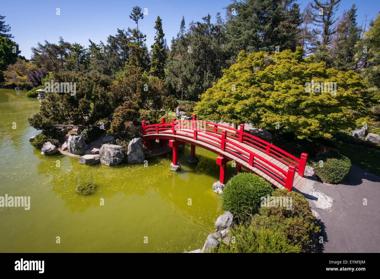 japanese friendship garden, kelley park, san jose, kalifornien