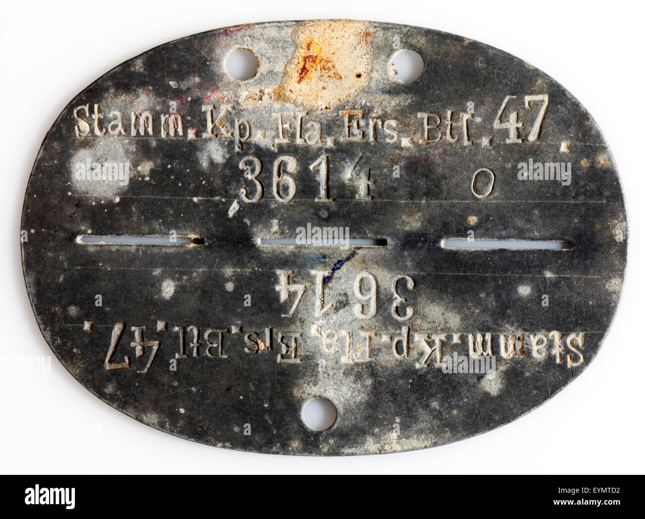 Militär-Tag, Anerkennung Marke der Luftwaffe, 2. Weltkrieg, Deutschland, Europa Stockbild